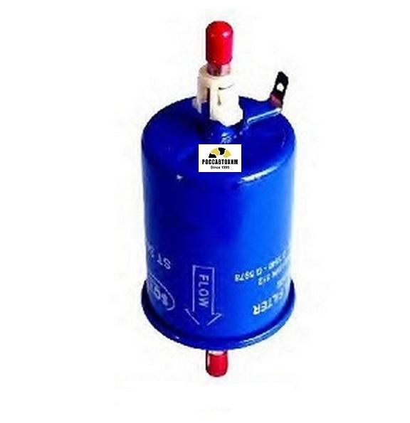 Фильтр топливный Mannol ST342 Шеви-Нива, Daewoo, Fiat, Opel, Seat (штуцер+защёлка)