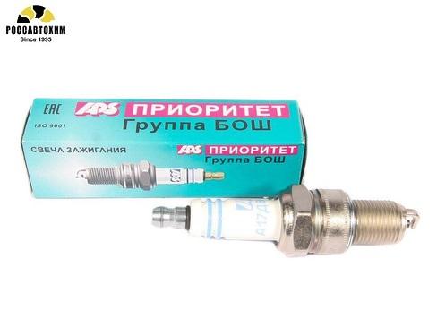Свеча А-17ДВРМ з.0,7 APS ВАЗ 08-15, МСК (с 1998г.)