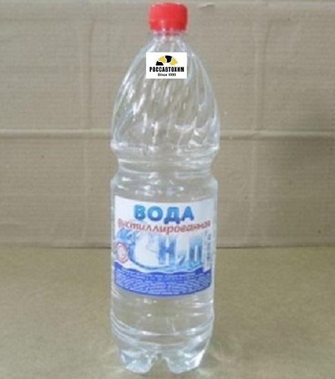Вода  дист.1,5л ArticCool