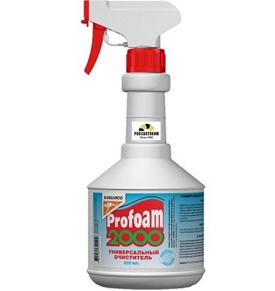 320409 Profoam 2000-Универсальный очиститель (600ml) KGCC-00637