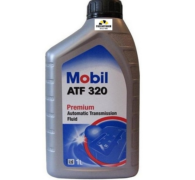 MOBIL   ATF 320  DIII (транс.) 1л