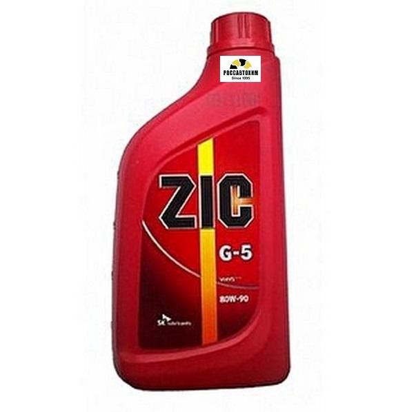 ZIC G-5 1л 80W90