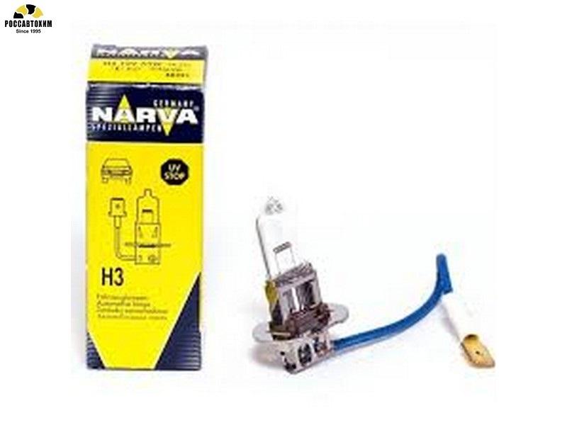 Лампа NARVA H3 48321 55Вт 12В