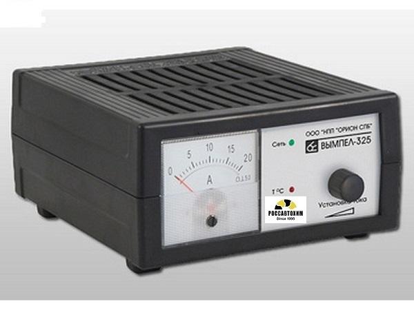 """Зарядное устройство """"Вымпел-325"""" (15А) НПП""""ОРИОН"""" СПБ"""