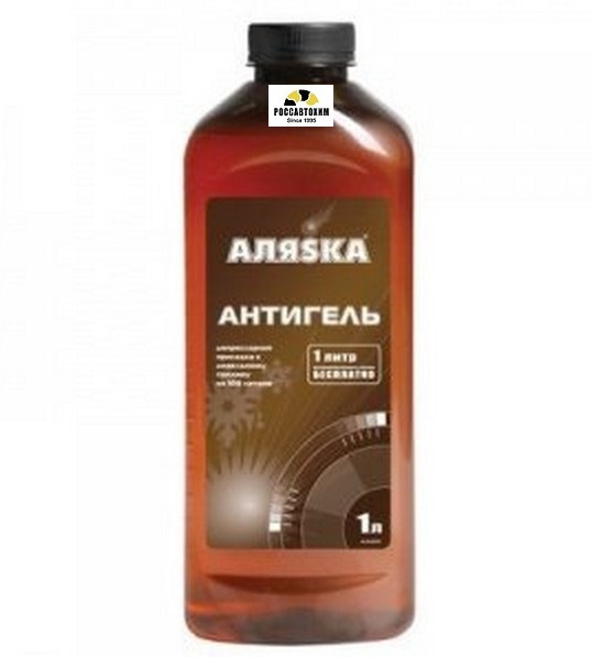 Антигель диз.топлива АЛЯСКА 1л