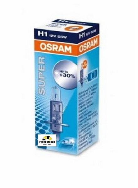 Лампа OSRAM H1 64150 SUP 55 Вт, 12В