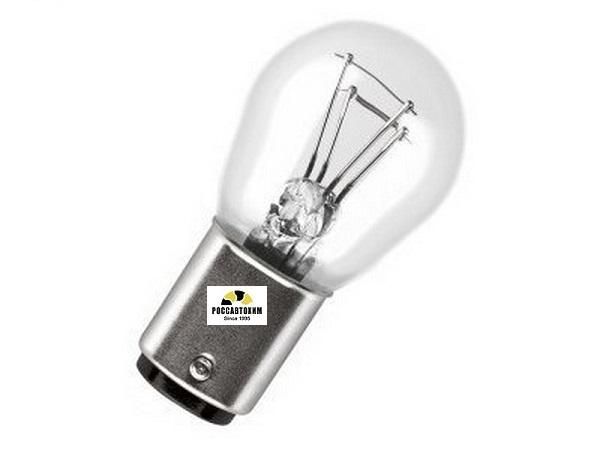 Лампа OSRAM 7528 12V 21/5W (стоп-сигнал)