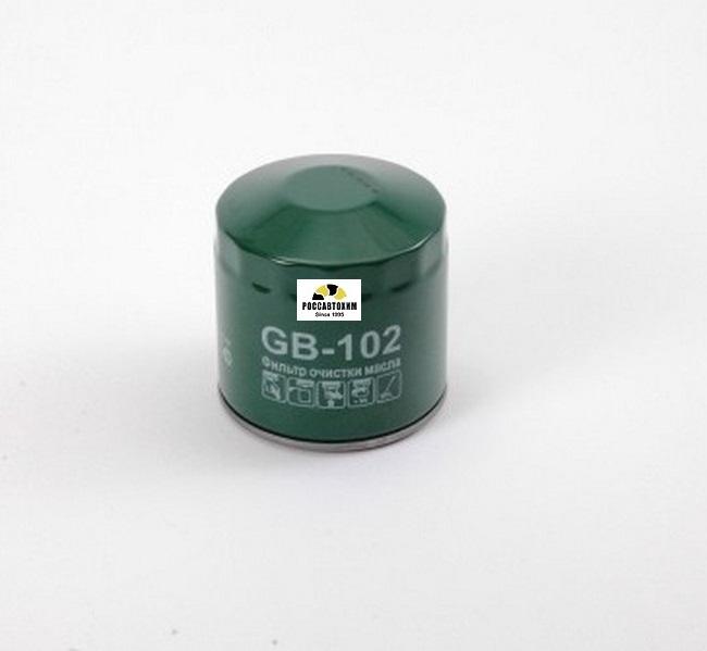 """Фильтр масляный """"BIG GB-102"""" ВАЗ-2101"""