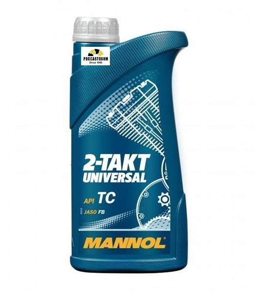 MANNOL 2-TAKT (универсал ) 1л