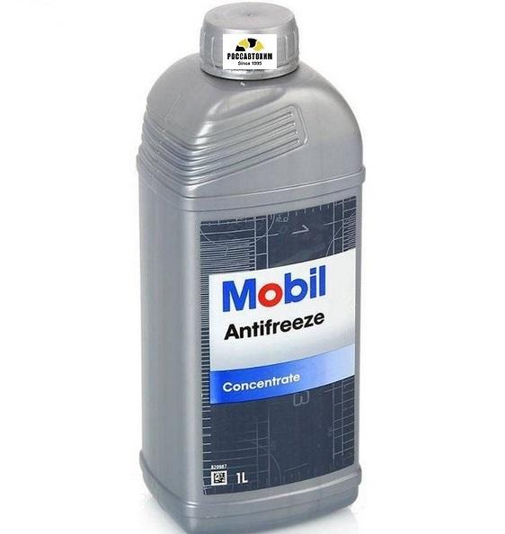 MOBIL Antifreeze 1л (синий)