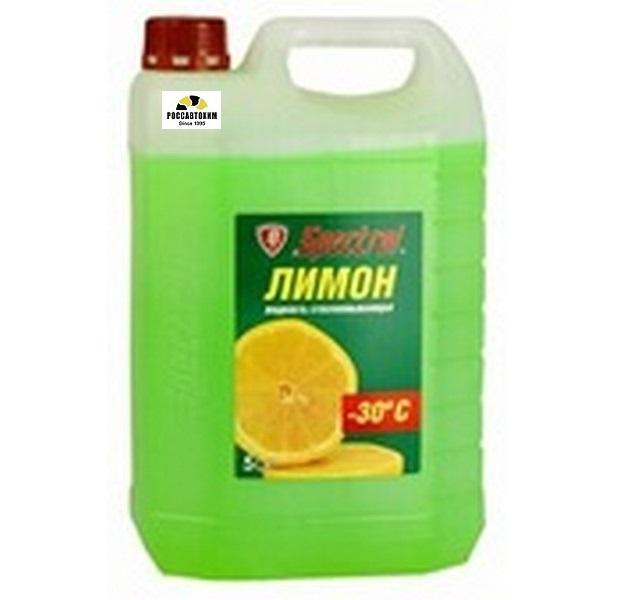 Спектрол ЖОС Лимон -30С 4л
