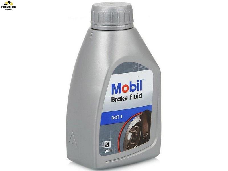 MOBIL Brake fluid DOT-4 (0,5л)