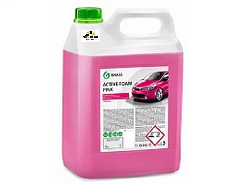 "Средство GRASS ""Active Foam Pink"" 6кг"