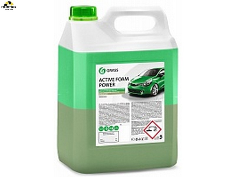 "Средство GRASS ""Active Foam Power"" 6кг (2-х компонентный)"