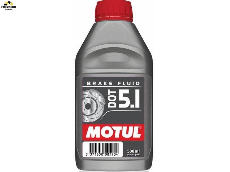MOTUL DOT 5.1 BF 0.5л (торм.жидкость)  /100950/