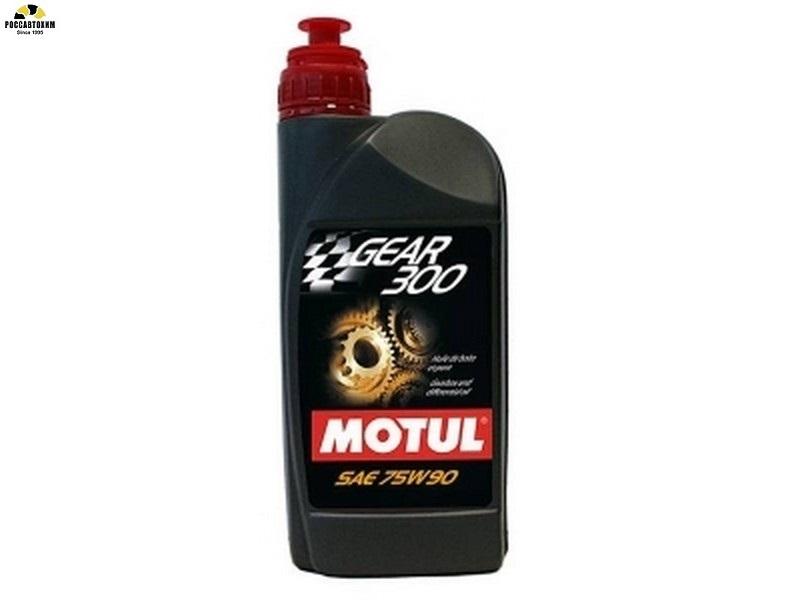 MOTUL Gear 300 GL-5 75w90 1л  трансм. /105777/ бывший 100118/