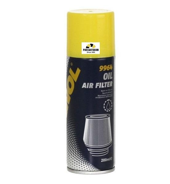 MANNOL Масляная пропитка воздушных фильтров 200 мл  9964