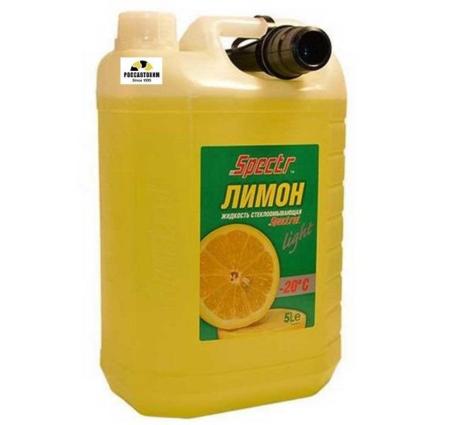 Спектрол ЖОС Лимон -20С 5л
