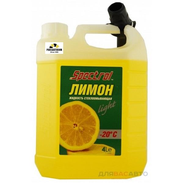 Спектрол ЖОС Лимон -20С 4л