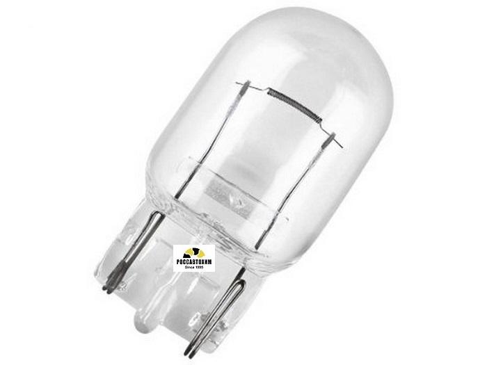 Лампа NARVA 17632  W21W,W3x16d 12В