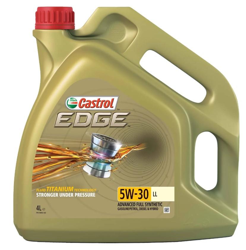 Castrol EDGE  5W30 LL 4л