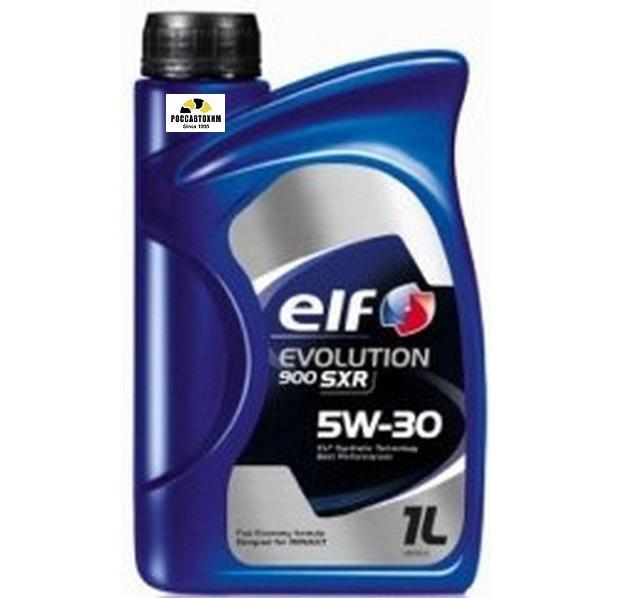 ELF 5W30  EVOL  900 SXR   синт. 1л  (Evolution )