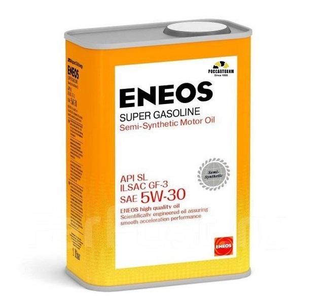 ENEOS  Super GASOLINE 5w30 SL  0,94л п/с