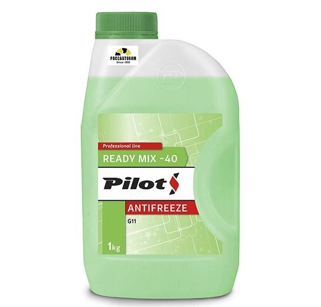 PILOTS Антифриз  GREEN LINE -40  1кг