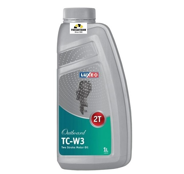 Масло Лодочное LUXE  2T TC-W3 1л