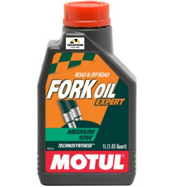 MOTUL  Вилочное масло Fork Oil Expert Medium 10W 1л  /101139/ 105930
