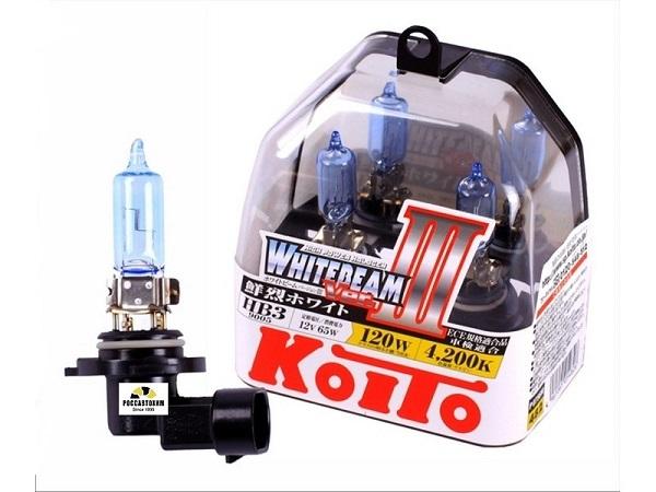 """Лампа  головного света """"KOITO"""" KILA-07035 (НB3) 12V P0756W"""