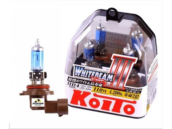 """Лампа  головного света """"KOITO"""" KILA-07036 (НB4) 12V P0757W"""