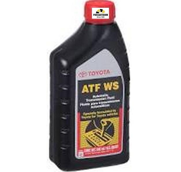 TOYOTA 00289-ATF WS жидкость для секвентальной АКПП 0,946л
