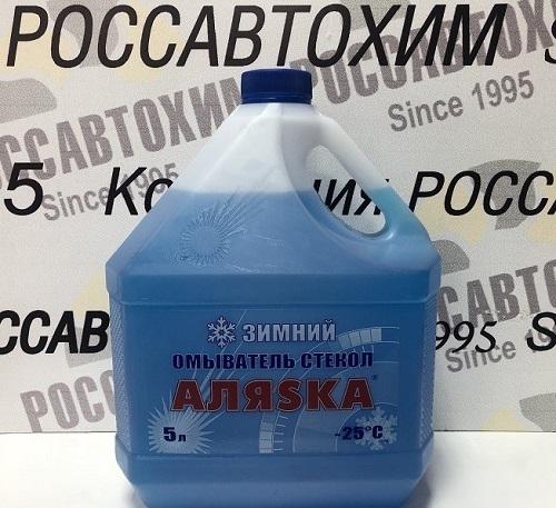 Омыватель стекол  Аляска -25С  5л