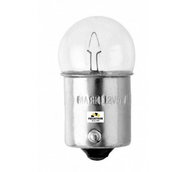 Лампа  МАЯК 61205 12-5, R5W, 12V