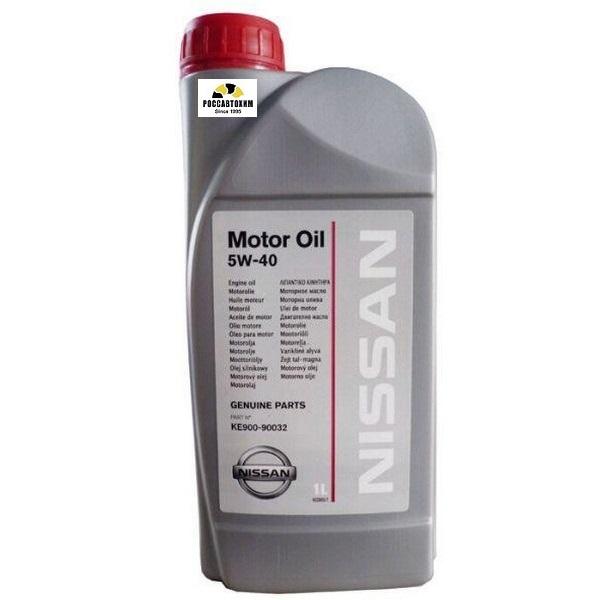 NISSAN 5W40  1л /КЕ9009-90032R/