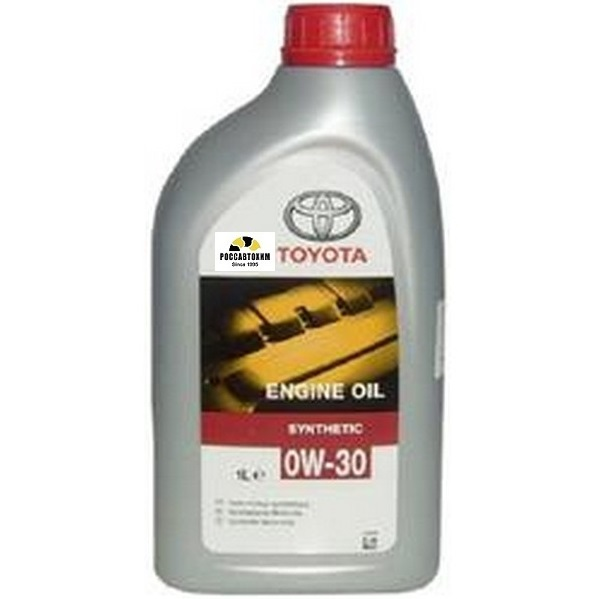 TOYOTA Motor Oil  0W30 SL/CF  1л /08880-80366/