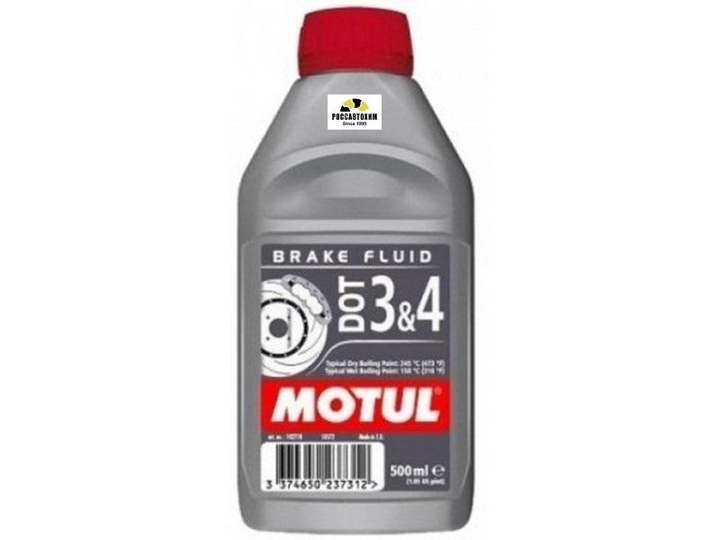 MOTUL DOT 3&4 BF FL 0.5л (торм.жидкость)  /102718/