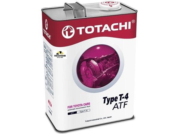 TOTACHI ATF TYPE-lV 4л (004053)