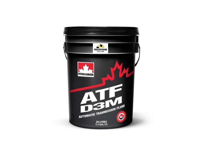 PC  Жидкость для АКПП  ATF D3M 20л