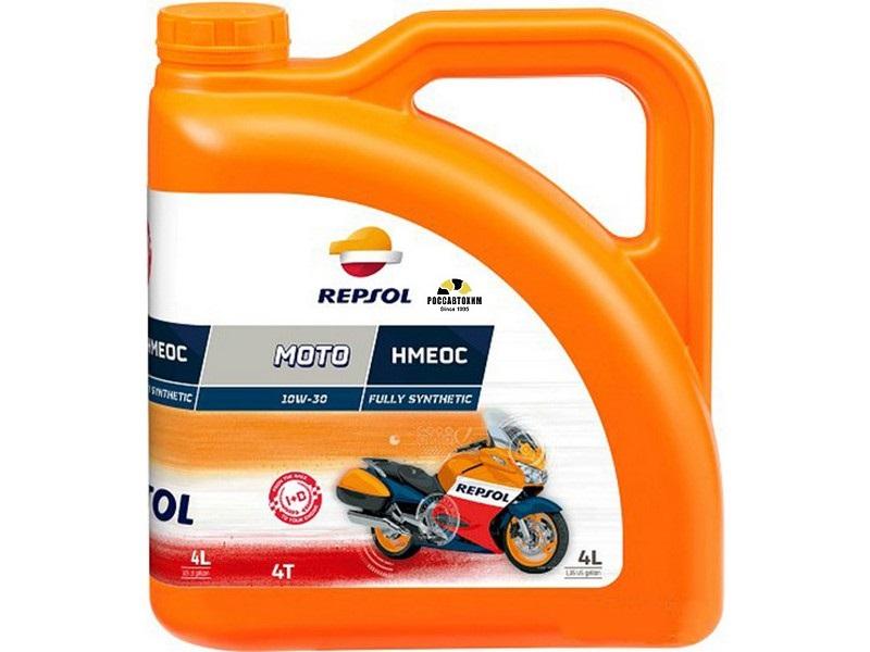 RP Moto Racing HMEOC 4T 10W30 4л