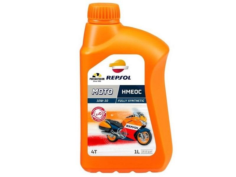 RP Moto Racing HMEOC 4T 10W30 1л  синт.