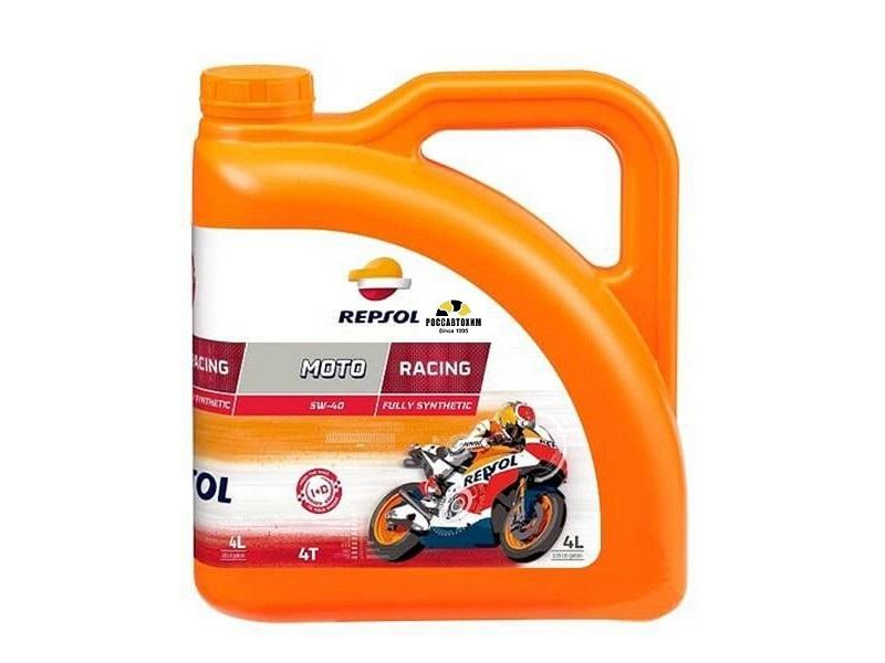 RP Moto Racing 4T 5W40 4л