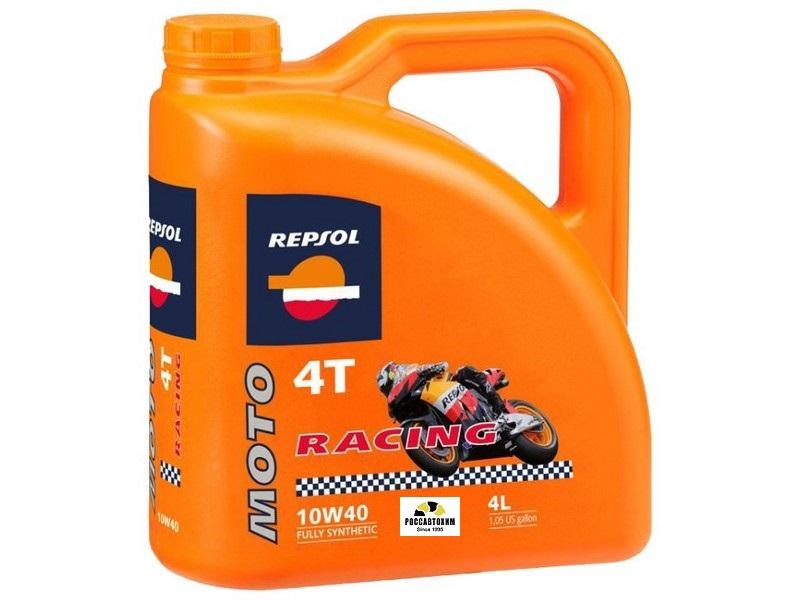 RP Moto Racing 4T 10W40 4л