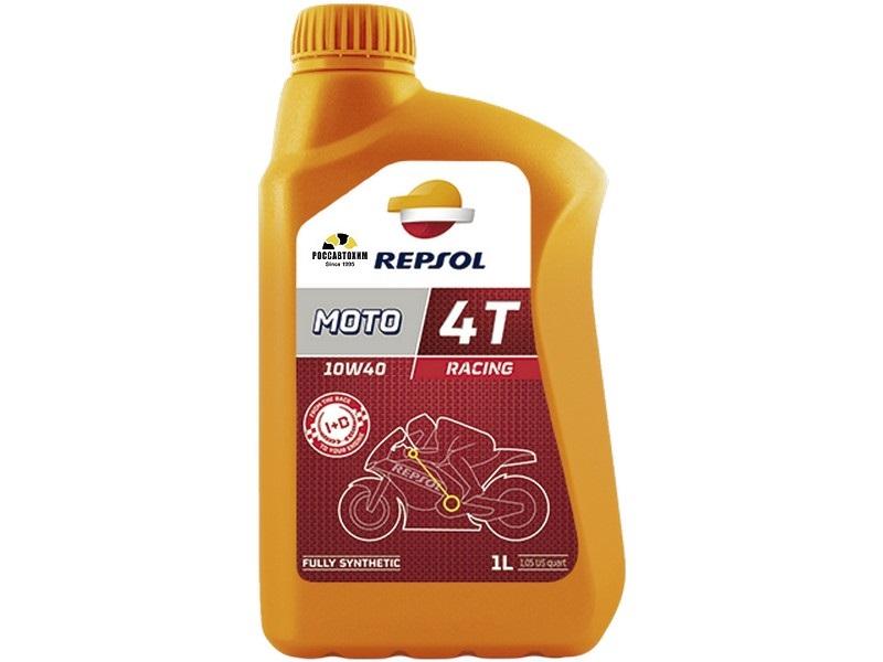 RP Moto Racing 4T 10W40 1л  синт.