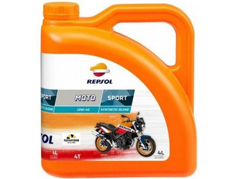 RP Moto Sport 4T 10W40 4л п/с