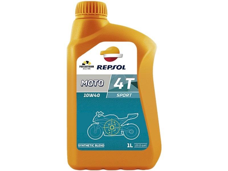 RP Moto Sport 4T 10W40 1л  п/с
