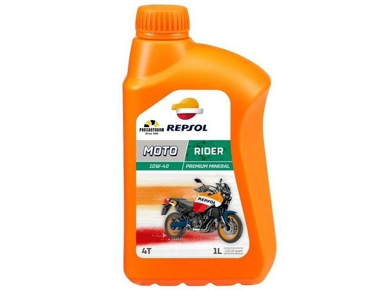 RP Moto Rider 4T 10W40 1л