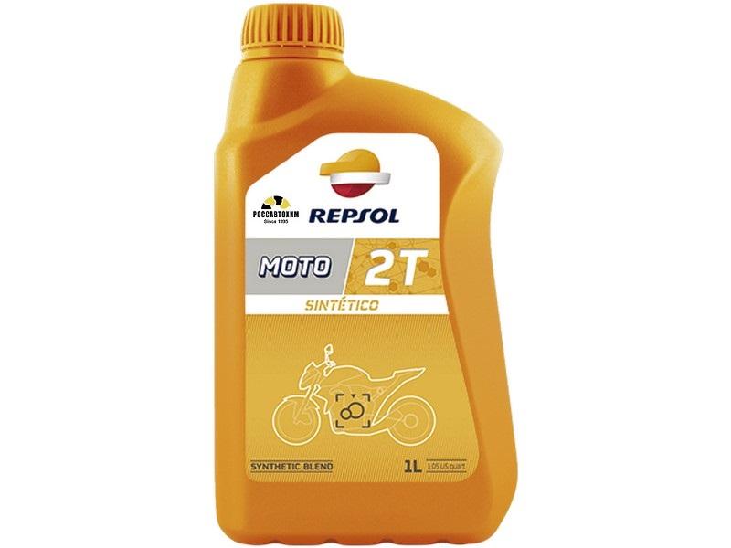 RP Moto Sintetico 2T 1л