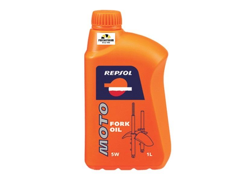 RP Moto Fork Oil 5W вилочное масло 1л